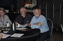 Terry Sullivan on right